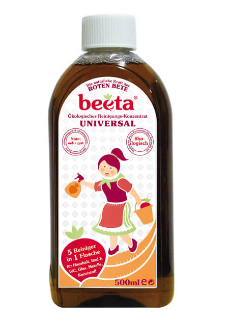 Limpiador vegano y ecológico Beeta