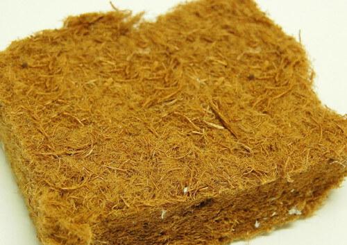 La fibra de madera es uno de los muchos aislantes ecológicos que existen