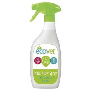 Limpiadores ecológicos: espray multiusos ecover