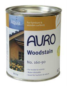 Tinte ecológico para madera Auro Woodstain