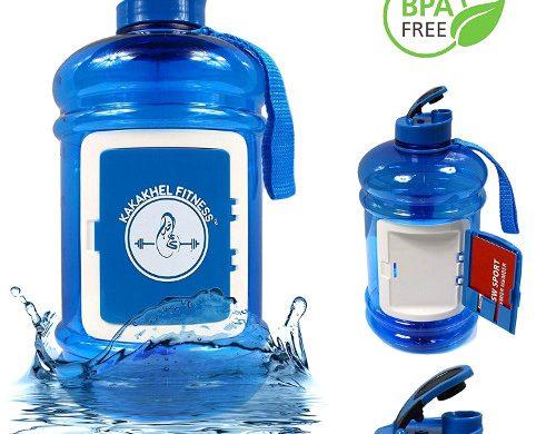 Botella ecológica