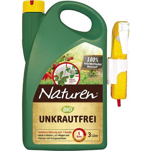 Herbicida natural