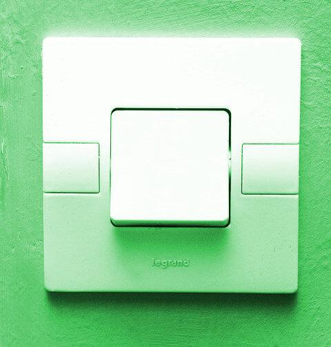 Los interruptores ecológicos aún una asignatura pendiente