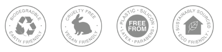 Sellos certificación de las tiritas ecologicas Patch