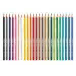 Lápices de colores ecológicos