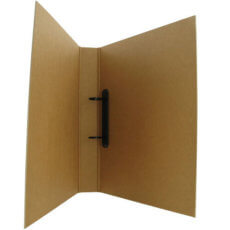Archivadores ecológicos de cartón kraft