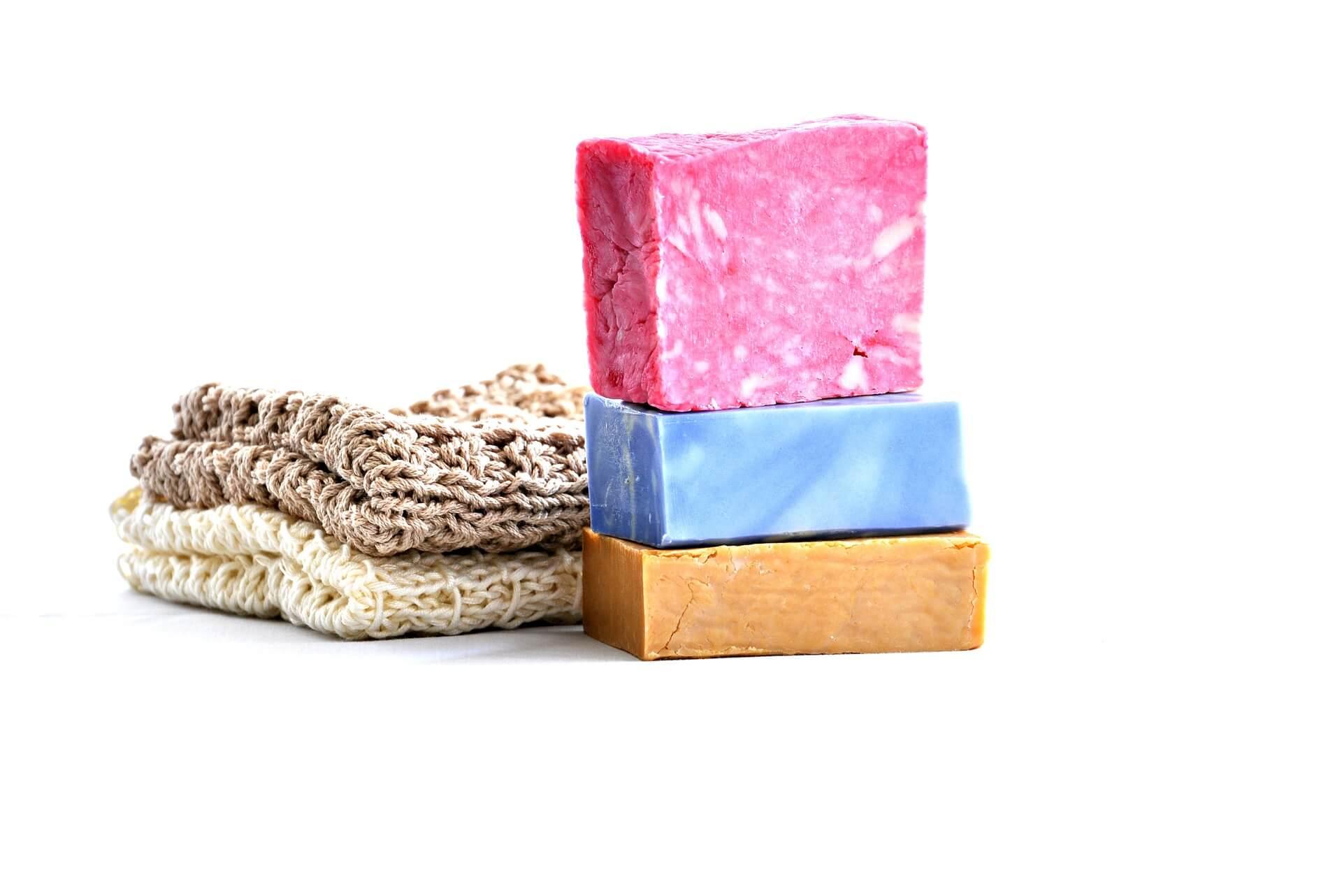 Jabones y detergentes ecológicos
