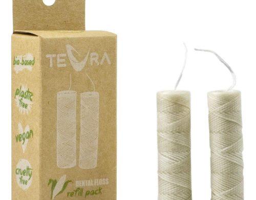 Hilo dental ecológico de bambú