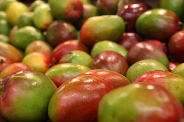 Mangos orgánicos