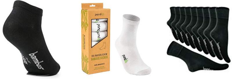 Calcetines ecológicos de bambú