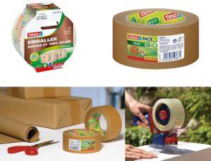 Cintas de embalaje ecológicas