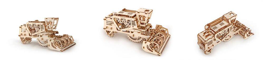 Maquetas de madera Ugears