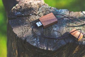 Comprar memorias USB ecológicas