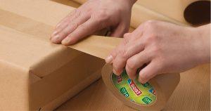 Precinto de embalaje ecológico de papel