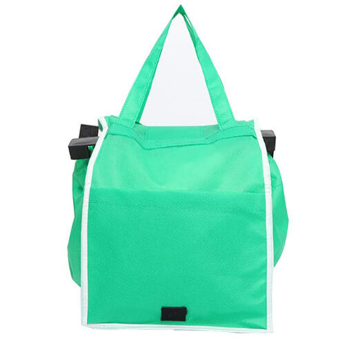 Bolsa reutilizable trolley bag para la compra