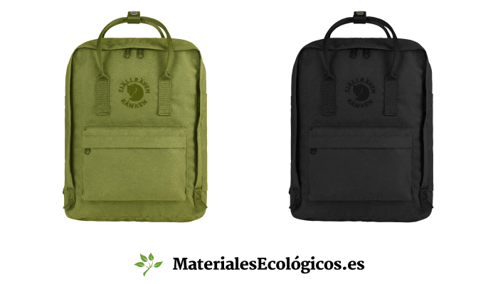 Mochilas recicladas Re-Kanken