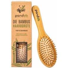 Cepillo pelo ecológico bambú