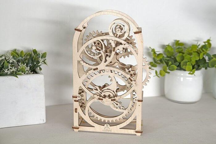 cronometro de madera