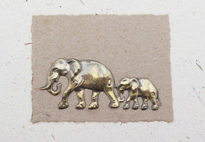 Cuaderno ecológico caca elefante