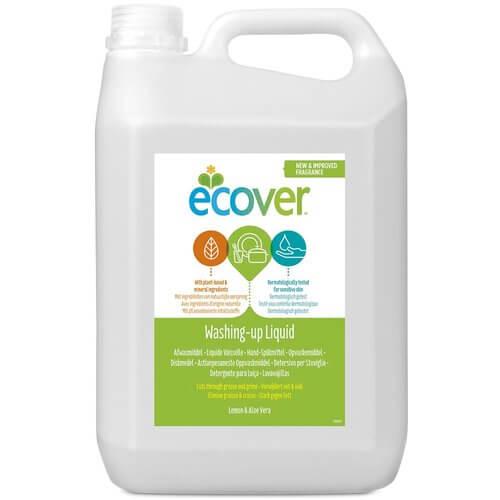 Lavavajillas biodegradable ecológico