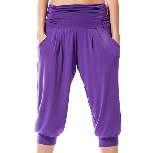 Yoga Y Cualquier Deporte Sternitz Pantalon Fitness Para Mujer Muy Comodo Rabi Ideal Para Hacer Pilates Pantalon Tipo Pescador O Bombacho Ecologica Y Suave Tela De Bambu Airconperth Com Au