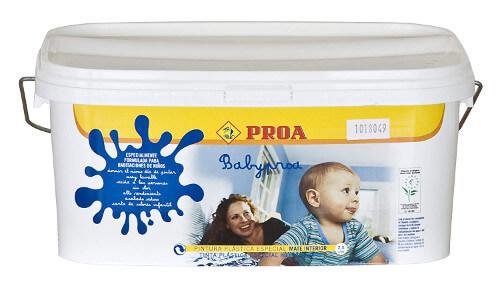 Comprar pintura plástica ecológica infantil