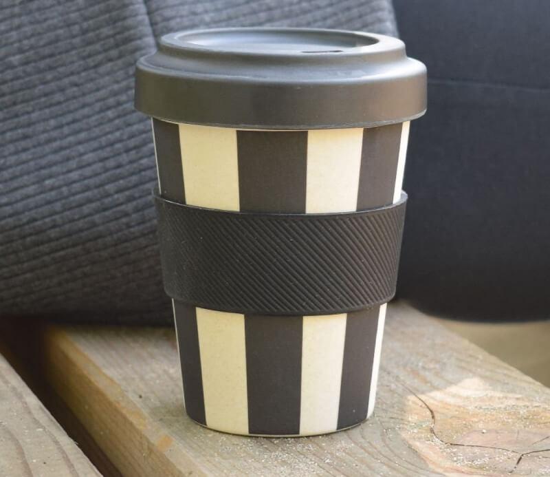 Tazas de cafe ecologicas