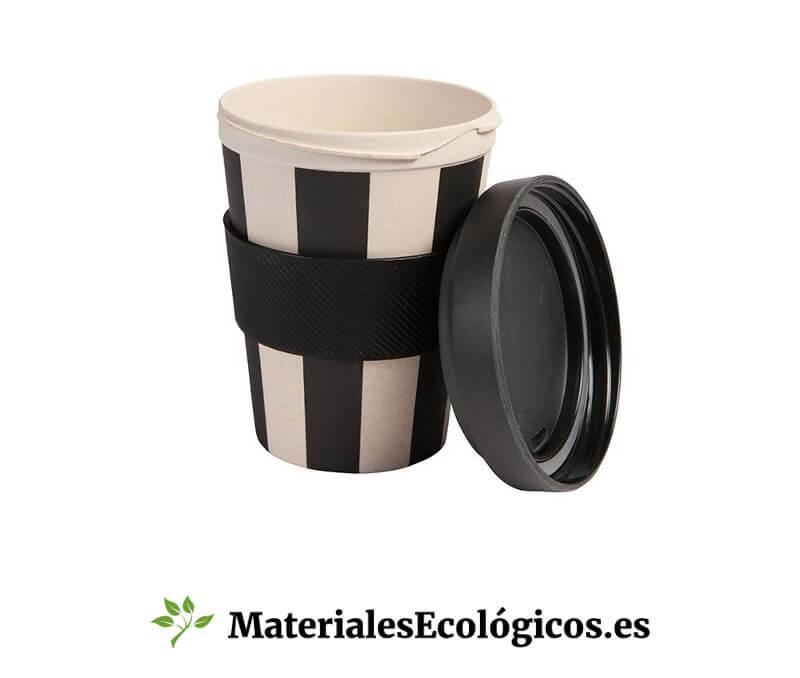 Tazas reutilizables para bebidas calientes