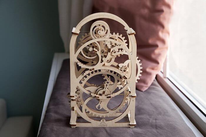 Cronómetro de madera Ugears