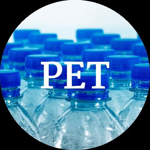 PET, tereftalato de polietileno