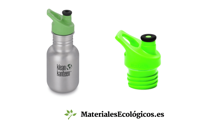 Botellas infantiles ecológicas de acero inoxidable