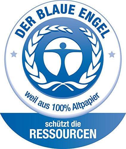 certificado ecológico angel azul