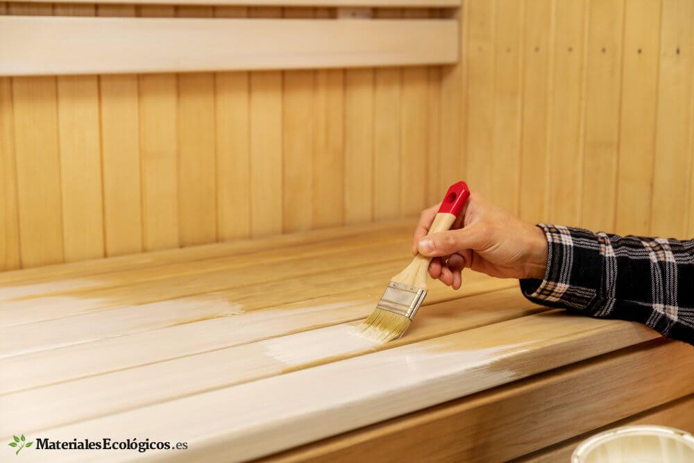 cera protectora para madera