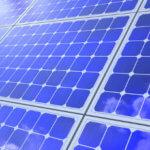 Panel solar de energía fotovoltaica