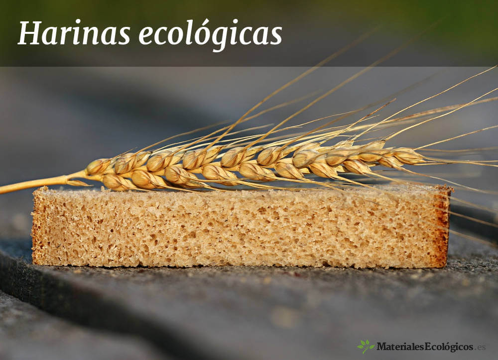harinas ecológicas