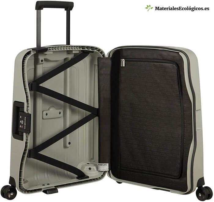 maleta ecológica samsonite