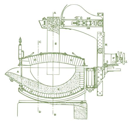 horno de arco eléctrico para fundición