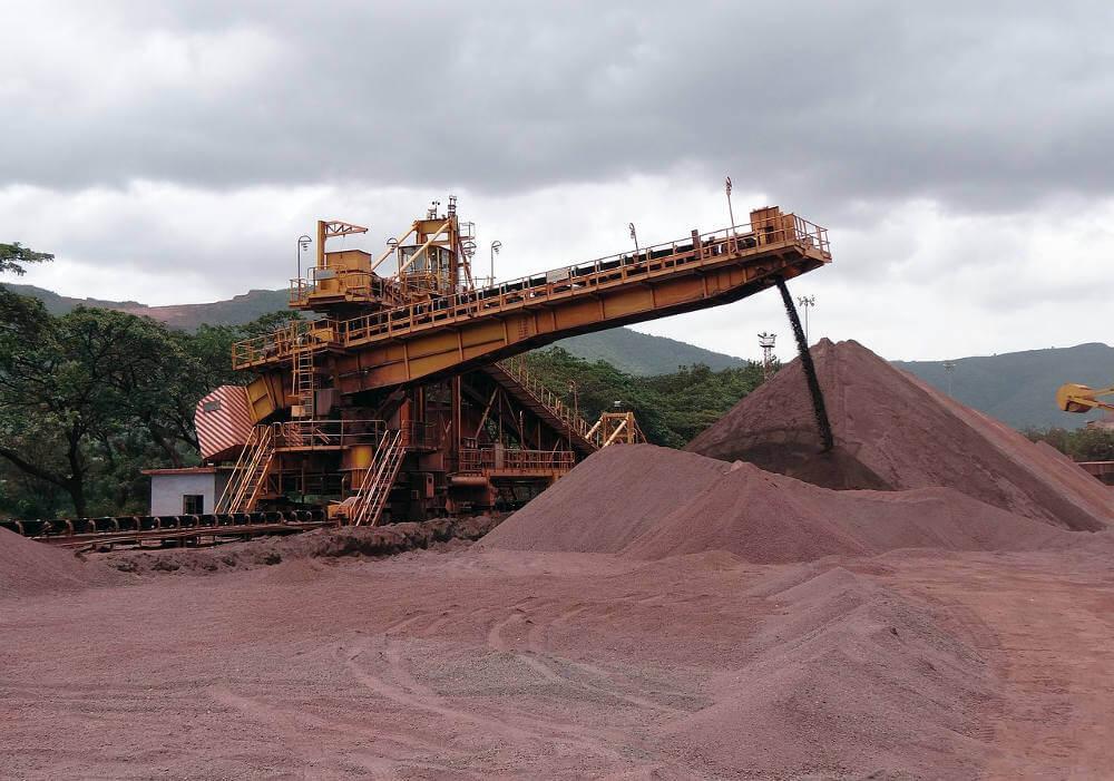 Mina de hierro